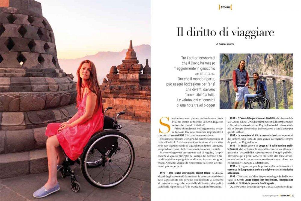 Sempre Magazine 4 2021 Storia di copertina