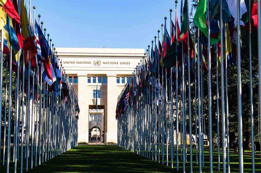 Ginevra, Palazzo delle Nazioni Unite