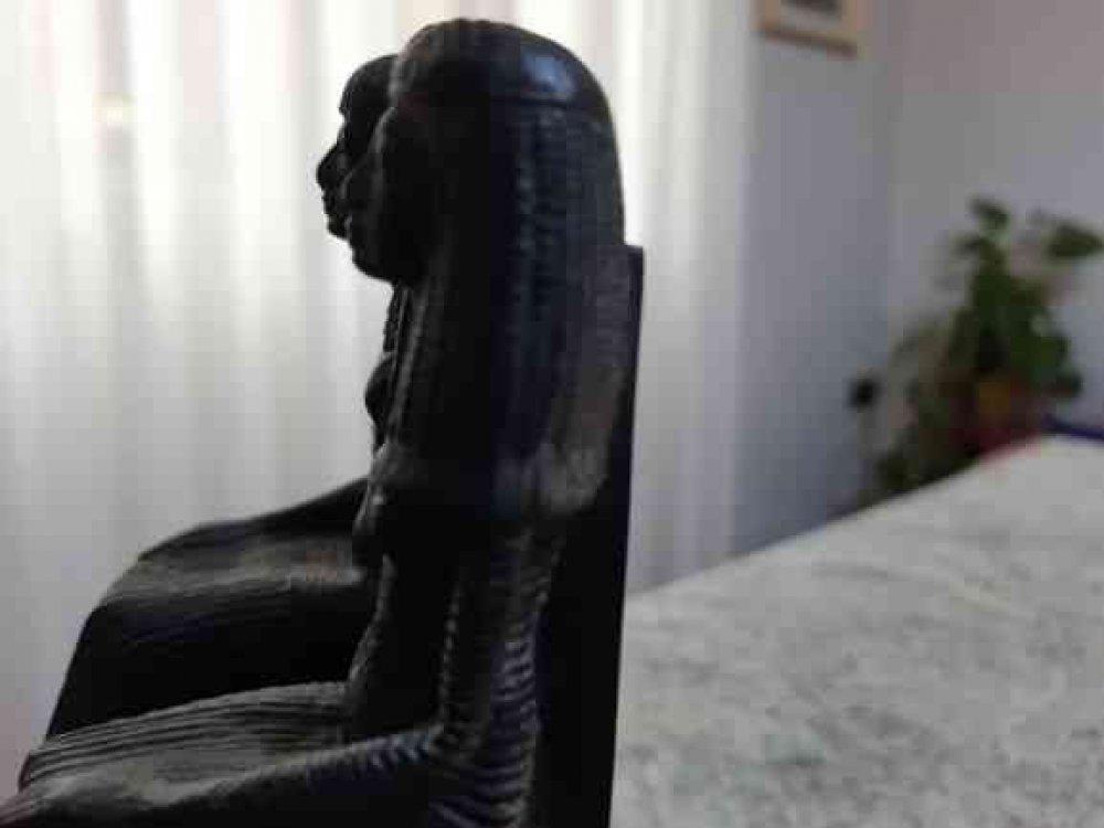statuetta egizia