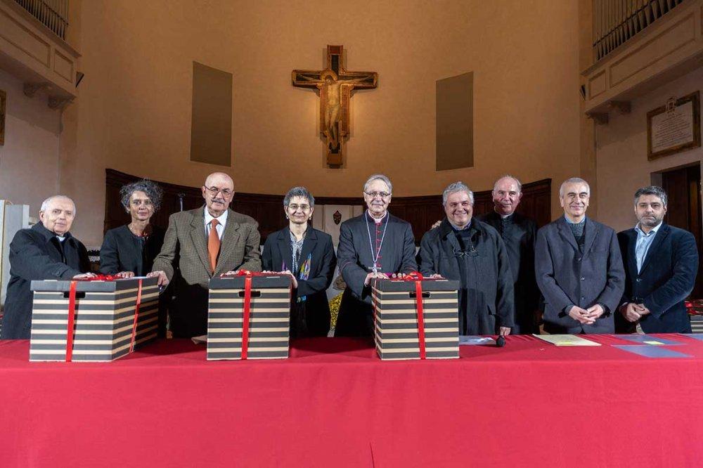 Chiusura causa di beatificazione don Benzi