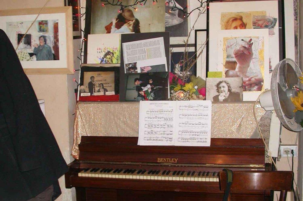 Il pianoforte di Alda Merini
