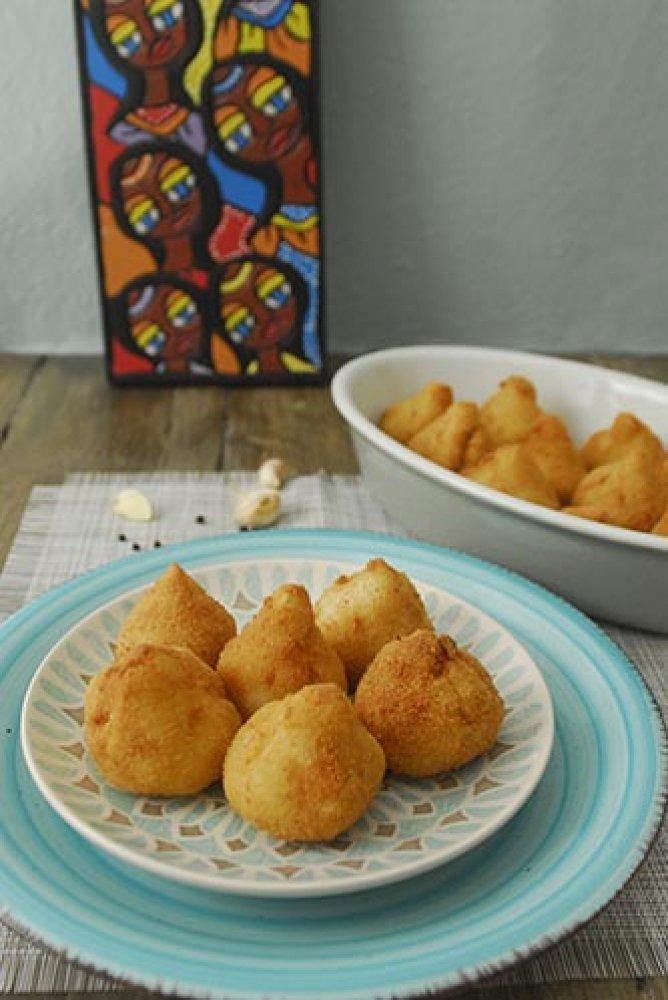 Brasile ricetta Coxinhas