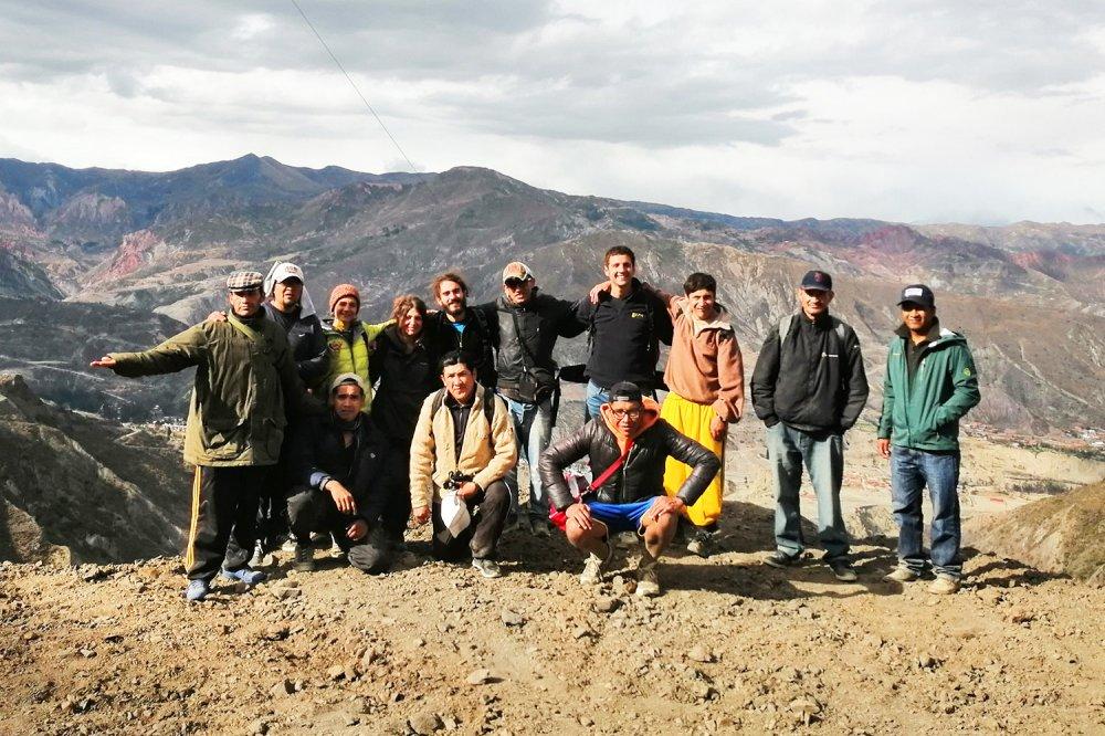I ragazzi della Comunità S. Aquilina in gita in montagna