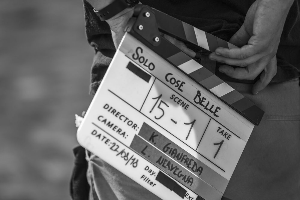 Kristian Gianfreda film Solo Cose Belle