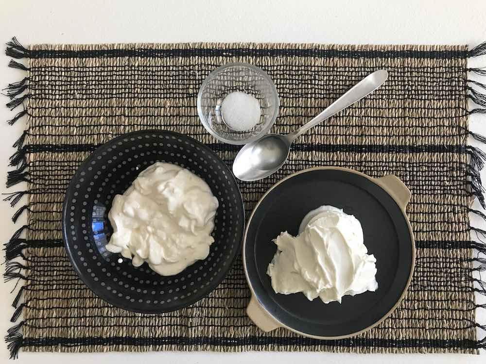 Ingredienti della Gibanica salata