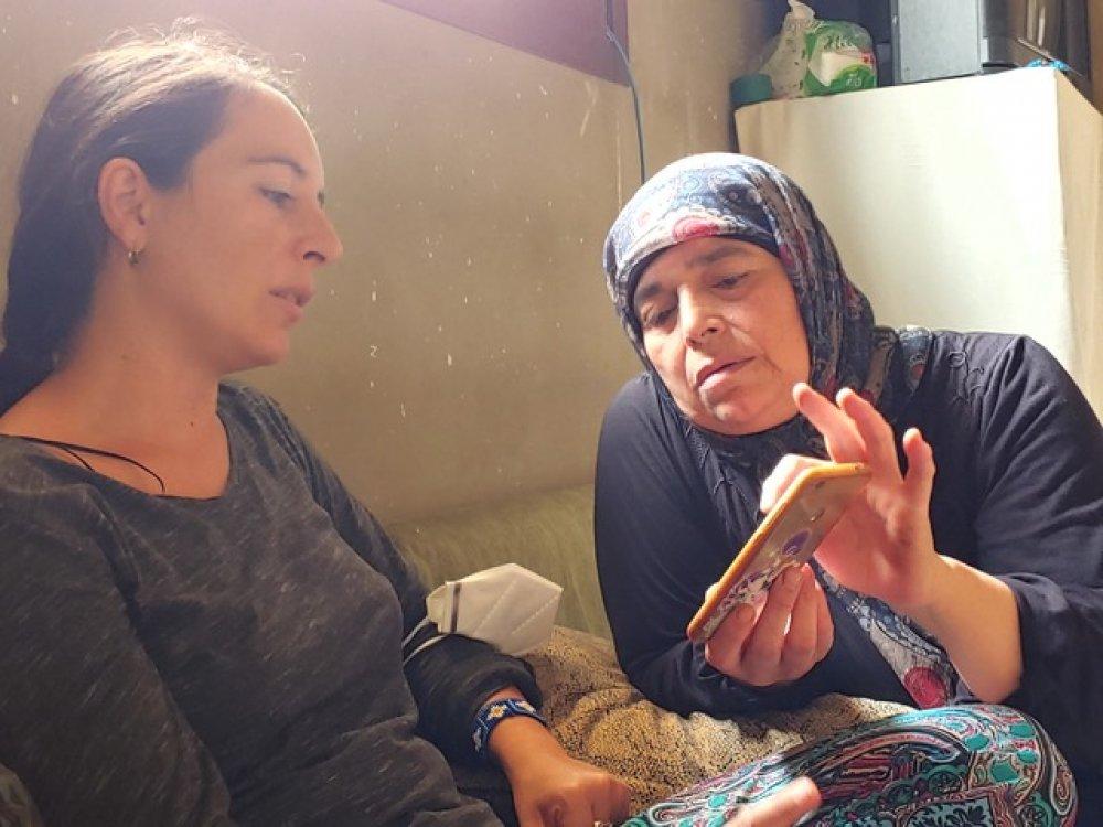 Libano profughi