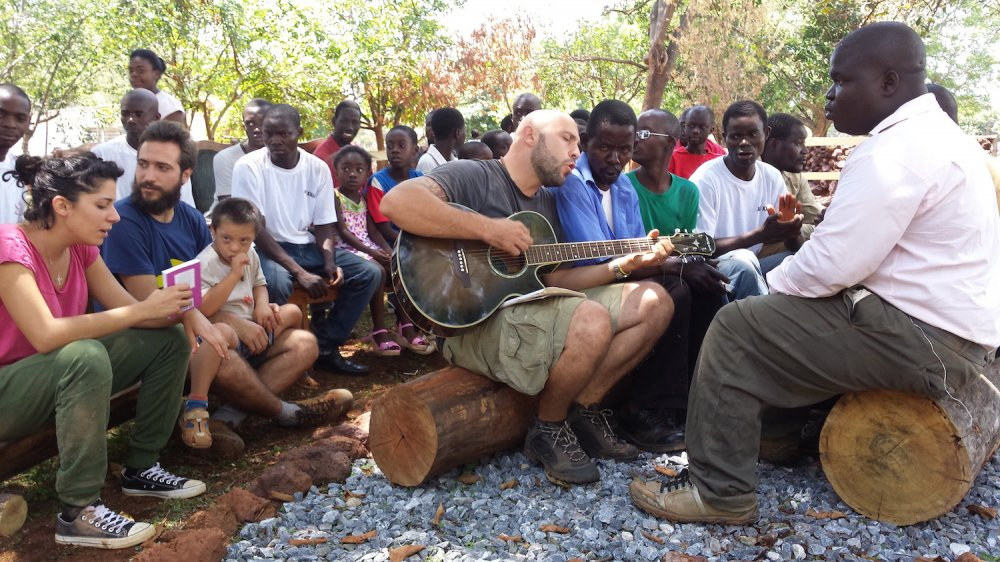 Missionari in Zambia