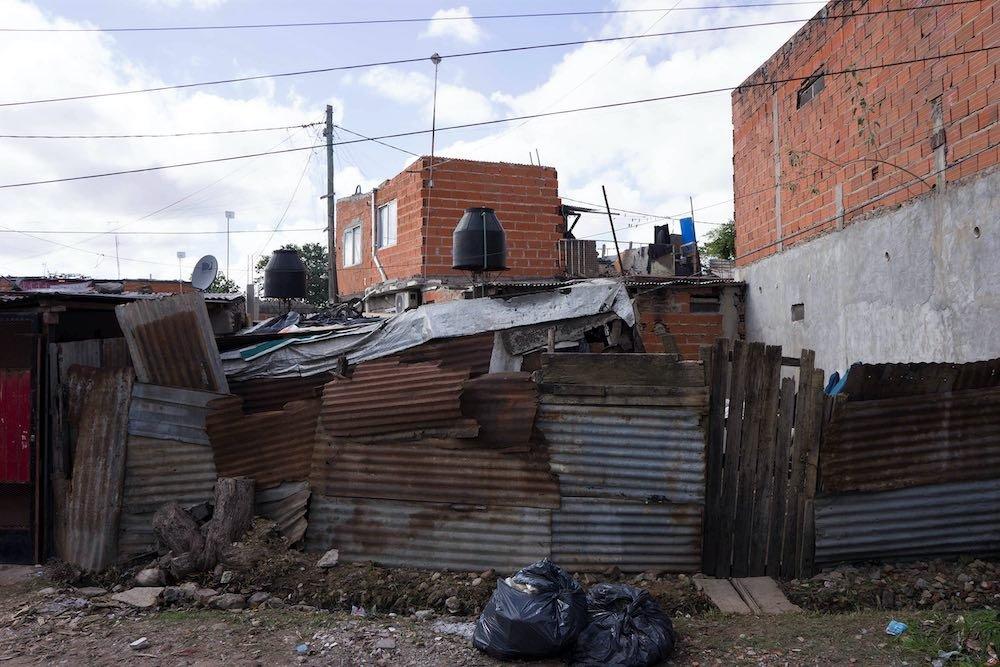 Bidonville a Buenos Aires