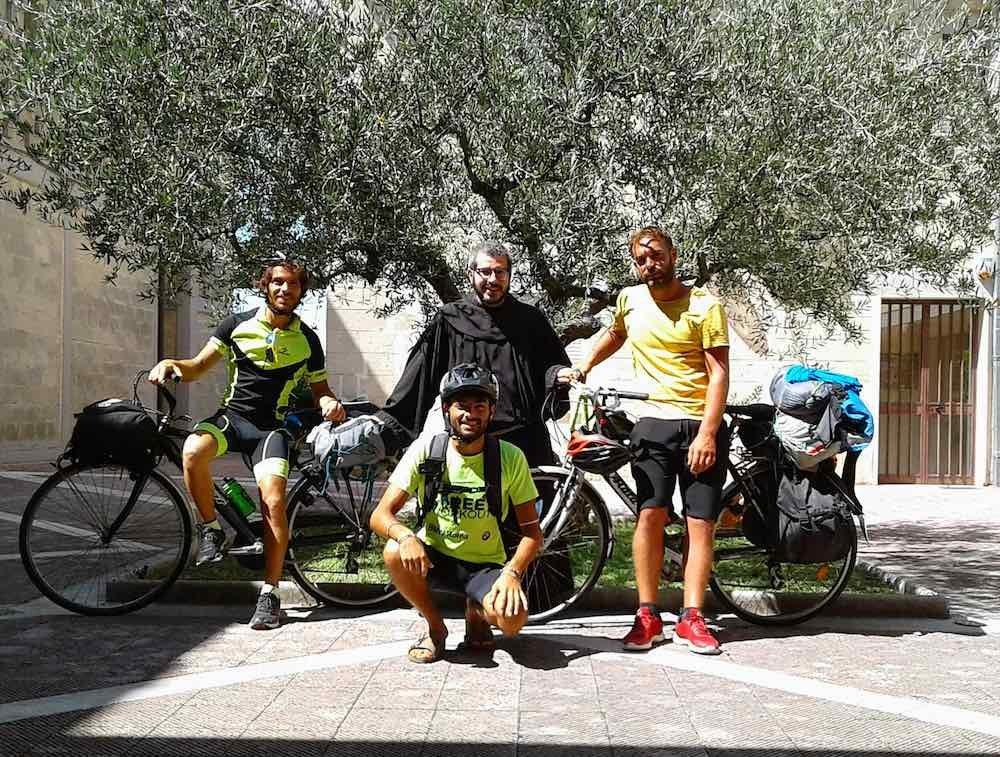 Puglia in bici-frate