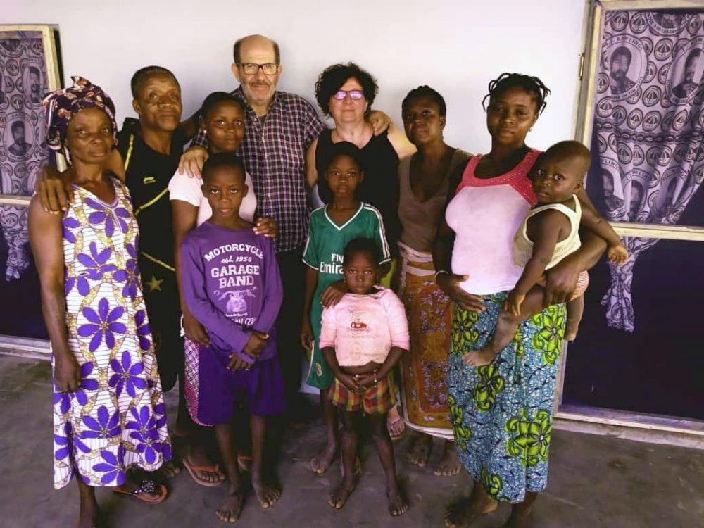 Famiglia Akakpo