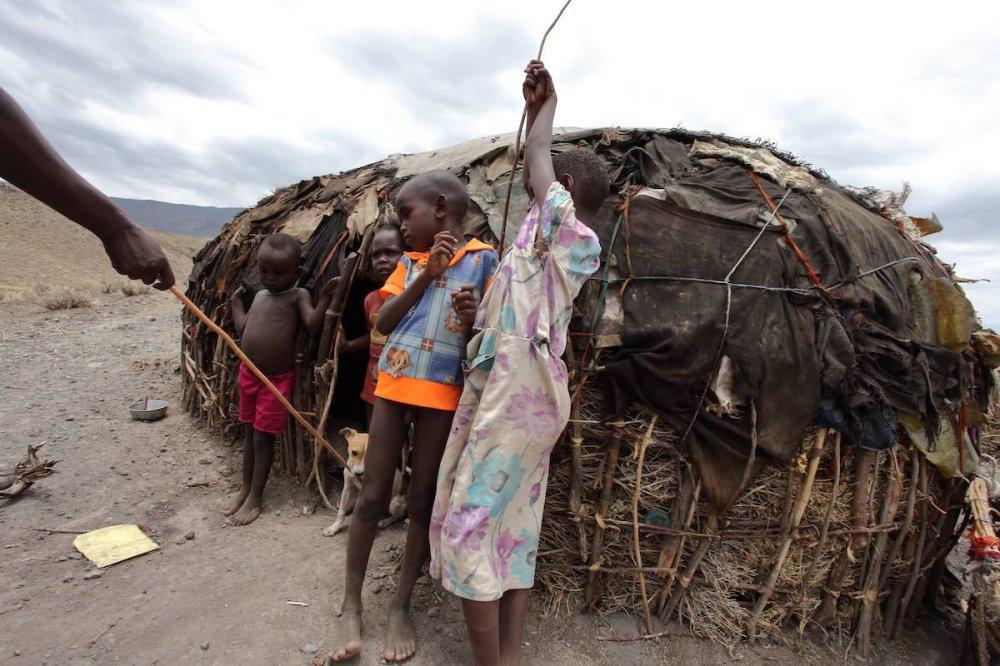 Bambini del Turkana
