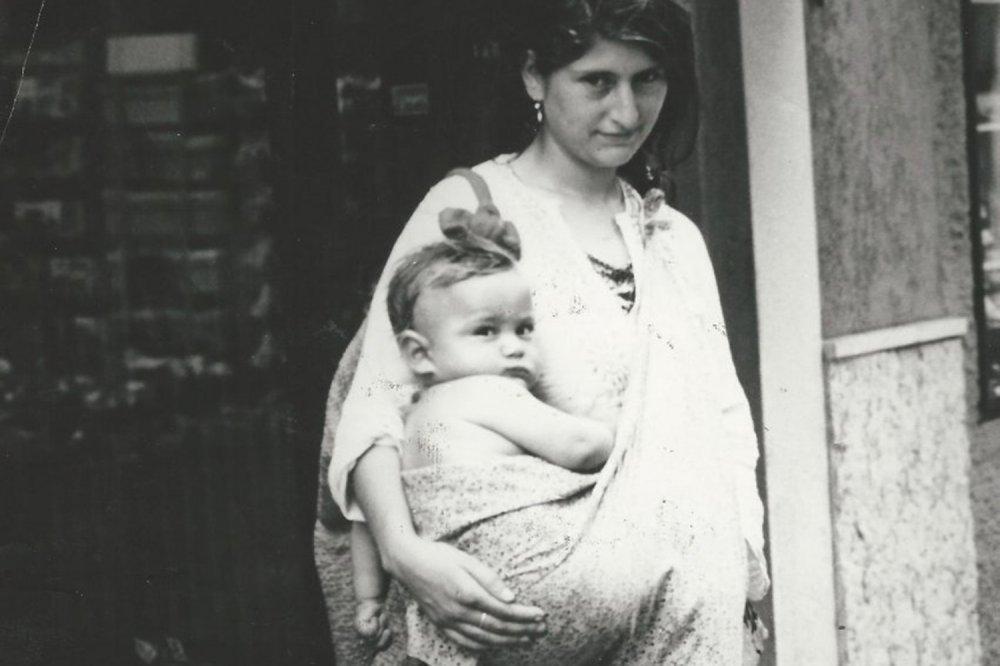 mamma rom con bimbo