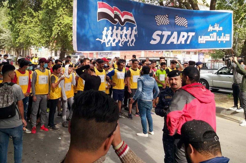 Corridori pronti al via per manifestare per la pace