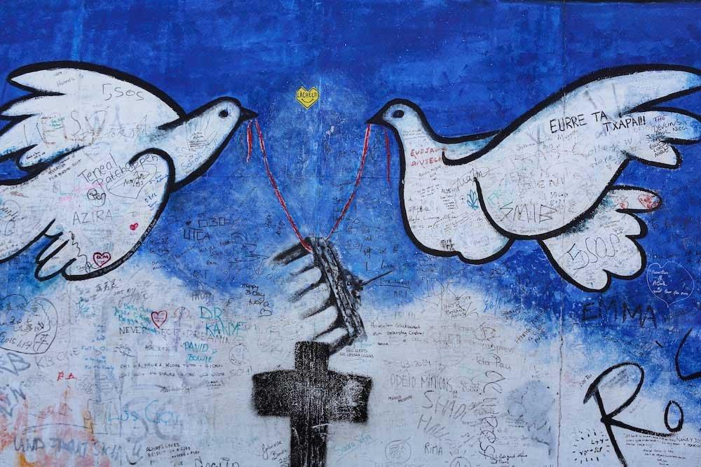 Colombe di pace