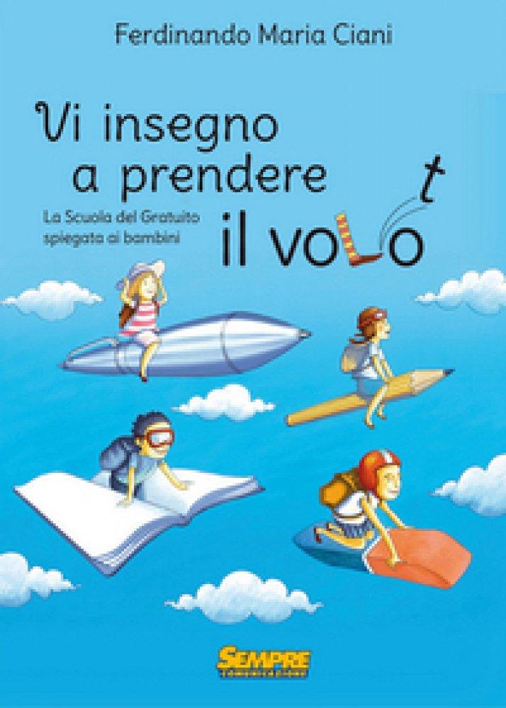 Copertina libro sulla scuola